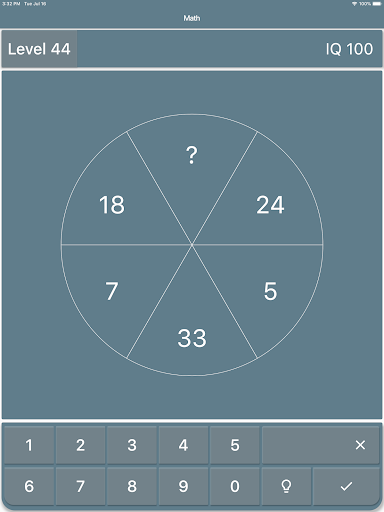 Math Riddles: IQ Test screenshot 8
