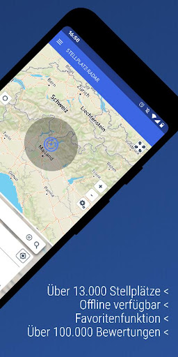promobil pitch radar screenshot 2