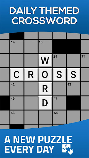 Daily Themed Crossword screenshot 6
