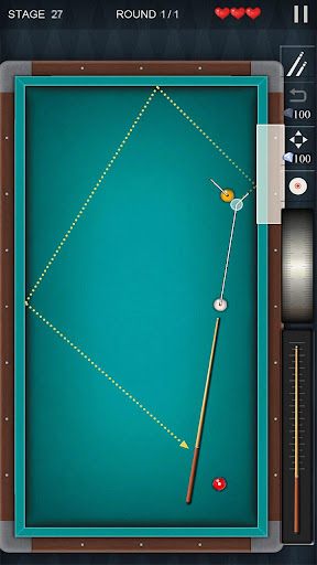 Pro Billiards 3balls 4balls screenshot 1