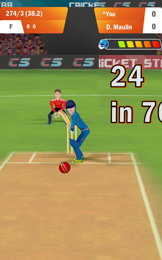 Cricket Star screenshot 13