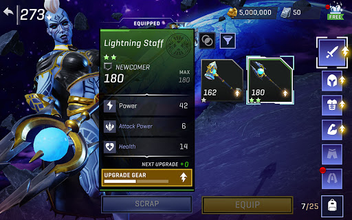 MARVEL Realm of Champions screenshot 5