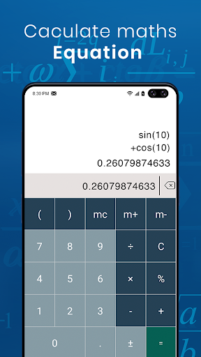 Math Scanner By Photo screenshot 14