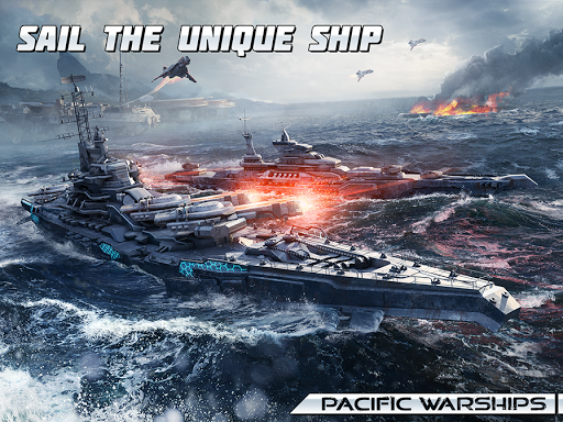Pacific Warships screenshot 17