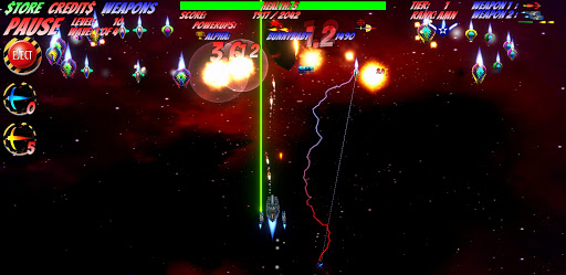 Space D-Fense screenshot 6