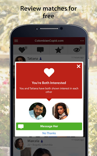 ColombianCupid - Colombian Dating App screenshot 3