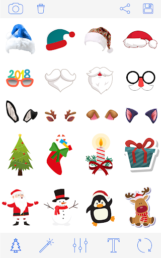 क्रिसमस वेशभूषा Photo Christmas Costumes screenshot 2