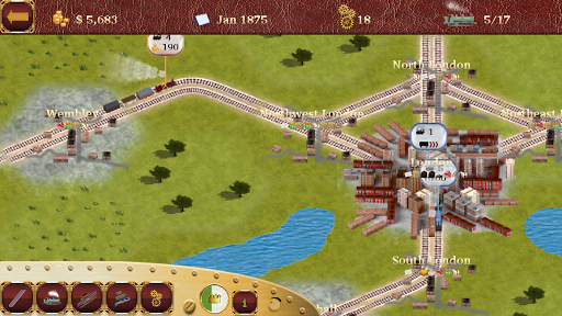 Railroad Manager 3 screenshot 6