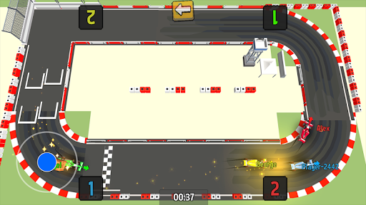 Cubic 2 3 4 Player Games screenshot 7