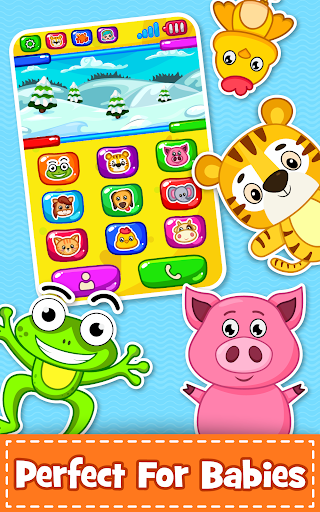 Baby Phone for toddlers screenshot 3