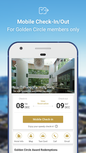 Shangri-La Hotels & Resorts screenshot 2