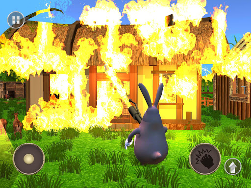 Chungus Rampage in Big Forest capture d ecran 7