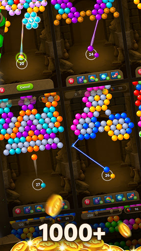 Bubble Pop Origin! Puzzle Game screenshot 19