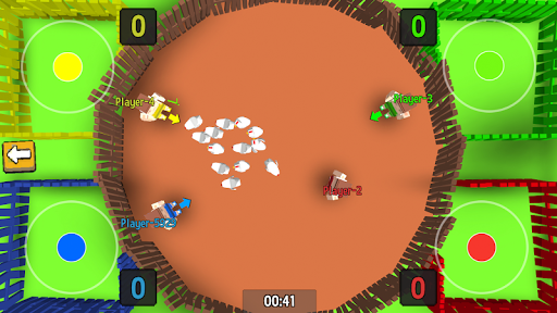 Cubic 2 3 4 Player Games screenshot 2