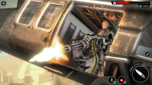 Cover Strike Fire Gun Game: Offline Shooting Games screenshot 23