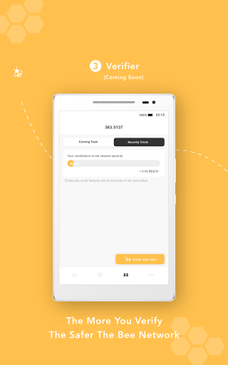 Bee Network:Phone-based Digital Currency screenshot 15