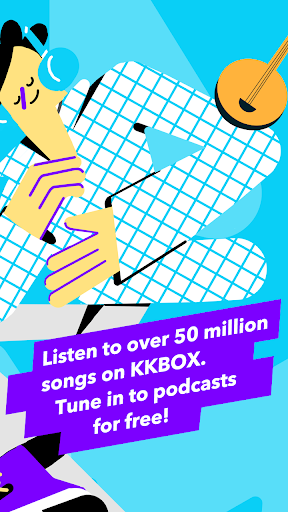 KKBOX - Music and podcasts, anytime, anywhere! screenshot 2