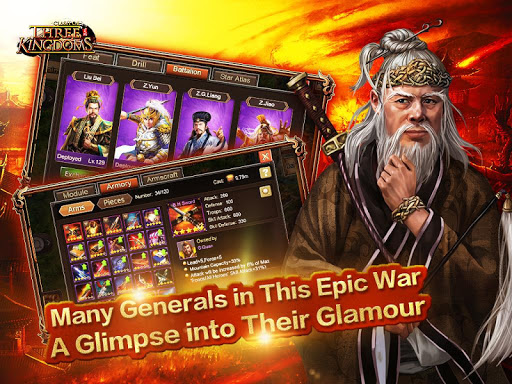 Clash of Three Kingdoms screenshot 7