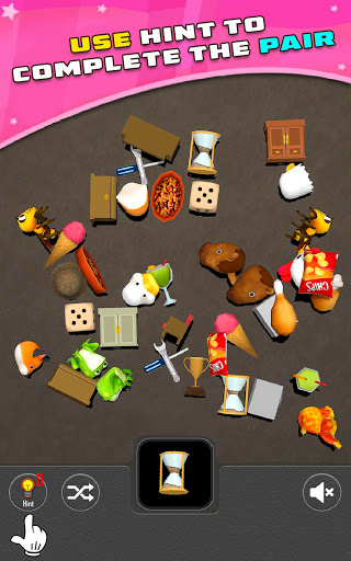 Pair Matching 3D Puzzle Game Bildschirmfoto 10