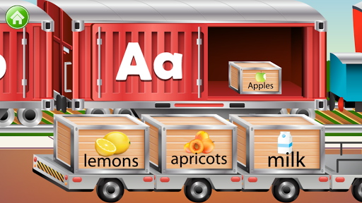 Learn Letter Names and Sounds with ABC Trains screenshot 12