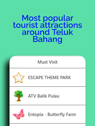 EXPLORE TELUK BAHANG screenshot 3