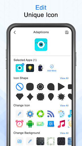 Customize App Icon - Icon Changer, Icon Pack Maker screenshot 12