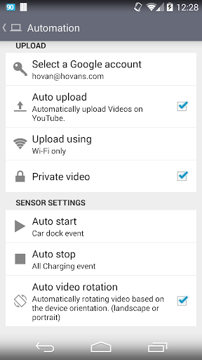 AutoGuard Dash Cam screenshot 8