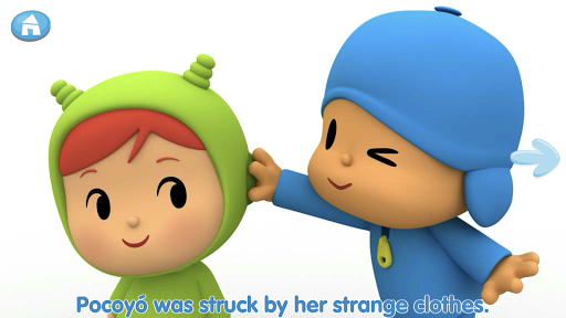 Pocoyo meets Nina screenshot 6
