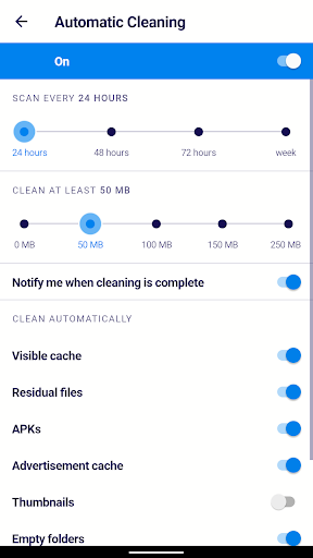 AVG Cleaner screenshot 7