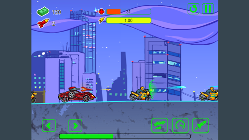 Spy Car screenshot 5
