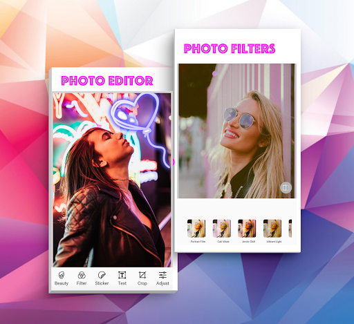 FotoRus-Photo Editor, Photo Collage, Perfect Body screenshot 2