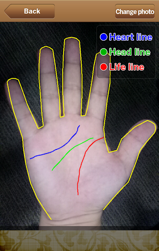 Auto Palmistry screenshot 1