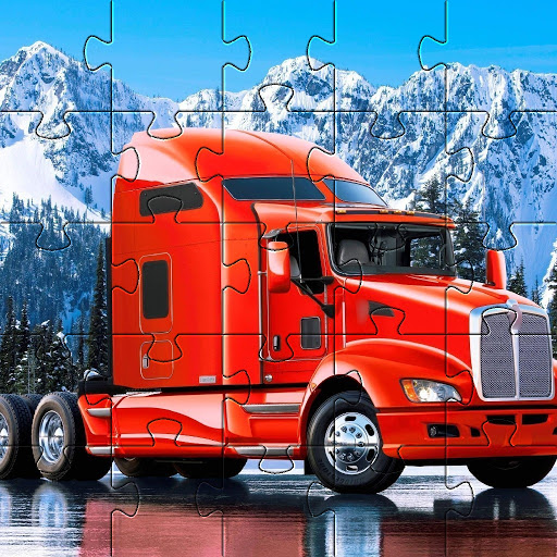 Puzzle Kenworth Trailers Truck Games Free 🧩🚚🧩🚛 screenshot 12