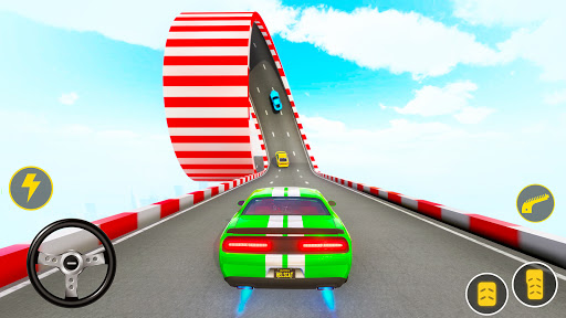 Ultimate Car Stunt screenshot 1