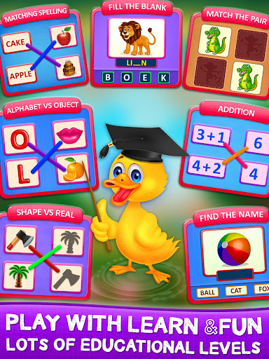 Matching Spelling And Object screenshot 3
