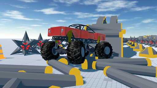 Test Driver screenshot 1