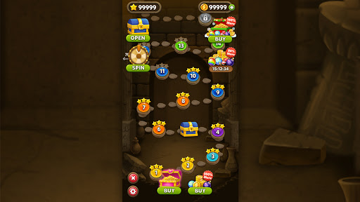 Bubble Pop Origin! Puzzle Game screenshot 8