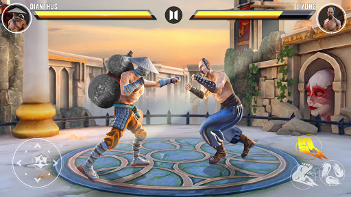 Kung fu fight karate offline games 2020 screenshot 3