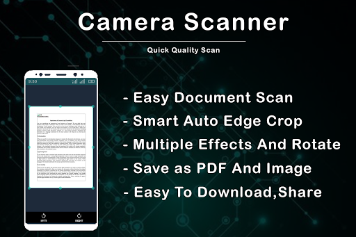 Cam Scanner Advance screenshot 1
