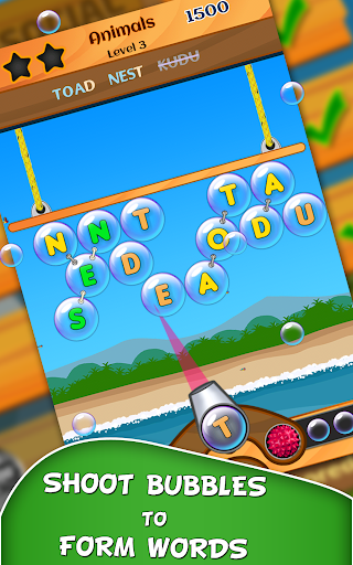 Bubble Words screenshot 10