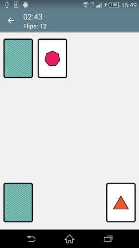 Memory Game (Concentration) screenshot 2