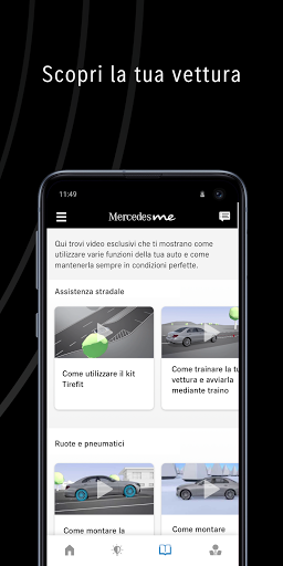 Mercedes me Service screenshot 4
