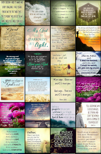 God Strength And Praying Quotes screenshot 2