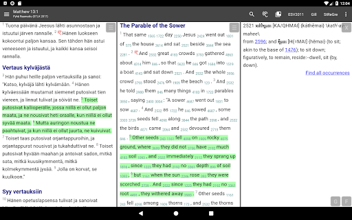 Bible Study app, by And Bible Open Source Project tangkapan layar 9
