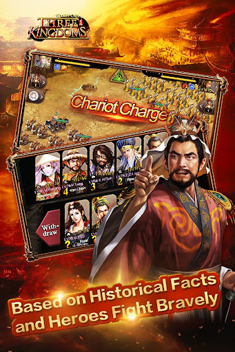 Clash of Three Kingdoms screenshot 1