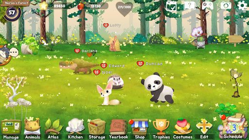 Animal Forest screenshot 6