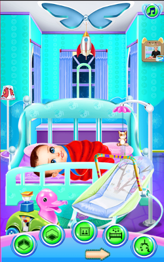 Newborn Care Game Pregnant games Mommy in Hospital screenshot 8