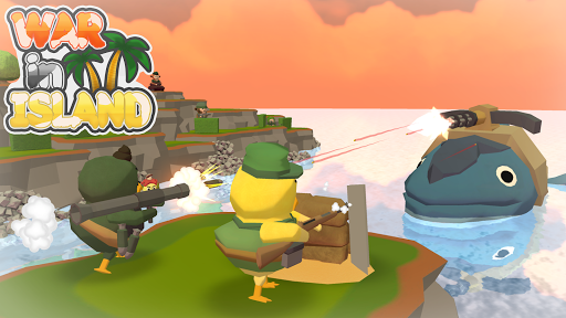 War in Island screenshot 1