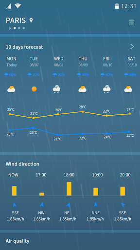Weather - Accurate Weather Forecast screenshot 3