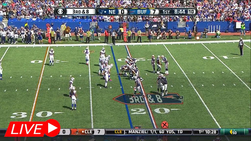 Free Watch NFL Live Stream 屏幕截图 6